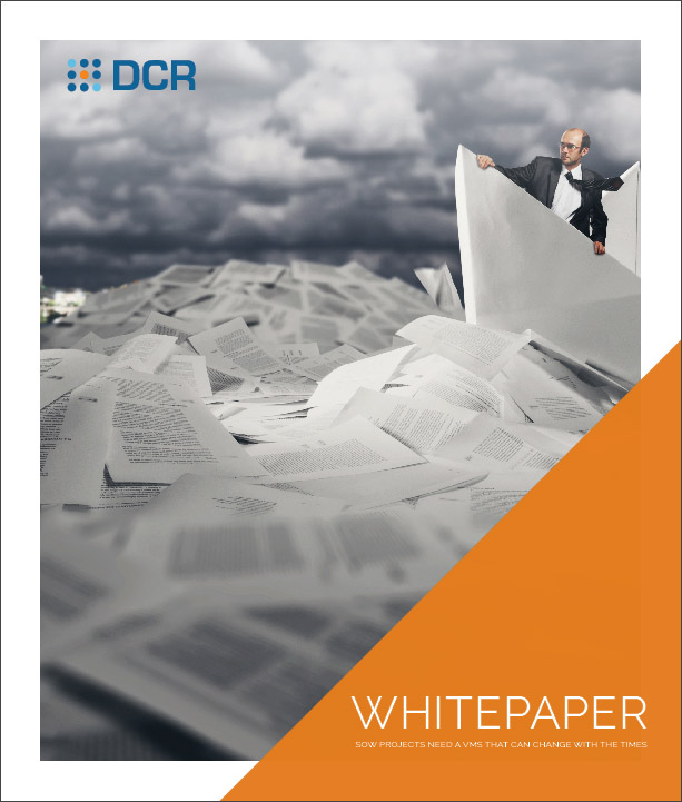 Whitepaper: SOW Projects Need a VMS That Can Change With The Times