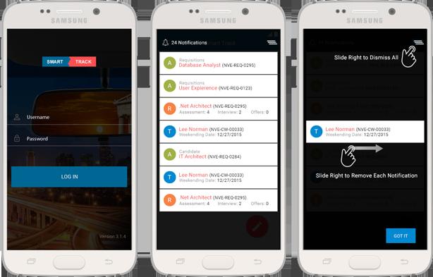 smart track app download