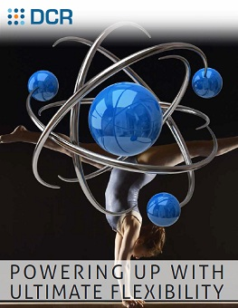 POWERING UP WITH ULTIMATE FLEXIBILITY