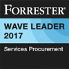 Forrester Wave - Services Procurement 2017