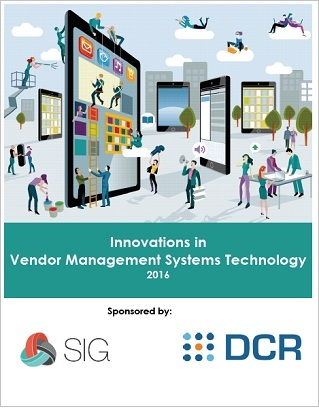 Innovations in Vendor Management Systems Technology 2016